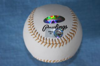 Joe Mauer Signed Rawlings Official Gold Glove Baseball Minnesota Twins