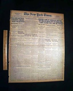 1928 Invention John L Baird TVs Television Newspaper