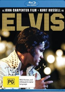 Elvis A John Carpenter Film New Bluray