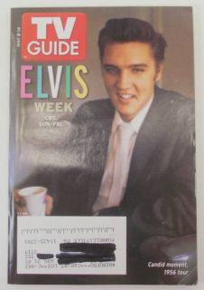 TV Guides 2005 Elvis Star Trek Star Wars Lance Armstrong Pittsburgh Ed