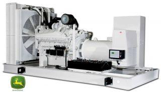 200 KW John Deere Diesel Generator