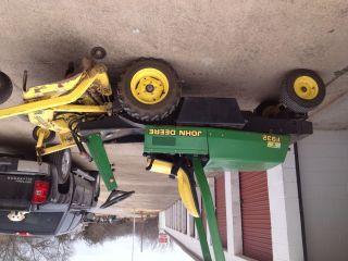 John Deere Front Deck Mower