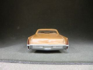COUPE DEVILLE PROMO MODEL CADDY GENERAL MOTORS JOHAN NICE CONDITION