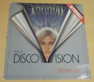 Laser Disc   Olivia Newton John Gene Kelly Michael Beck Woods RARE