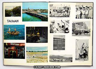 USS John Craig DD 885 Westpac Cruise Book 1963 1964