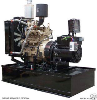 Stateline Power John Deere 60 000 60KW Generator 60 KW