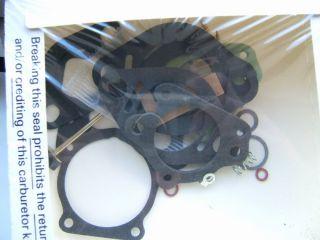 Carter 906 609 Zenith 28 228 Carburetor Rebuild Kit Allis Chalmers John Deere