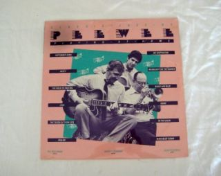 SEALED Record Jazz Album Pee Wee Erwin 'Playing at Home' Bucky John Pizzarelli