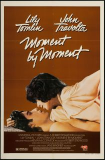Moment by Moment 1978 Original U s One Sheet Movie Poster