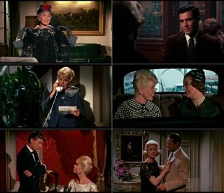 Midnight Lace Doris Day Rex Harrison John Gavin