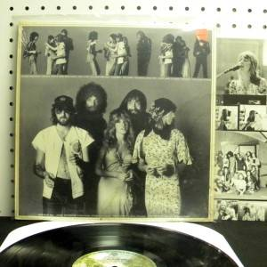 FLEETWOOD MAC Rumours 77 Vinyl LP Near Mint NM EX SHRINK BSK 3010 THE CHAIN