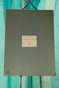 Grandma Moses Prints Extra Large Book Portfolio Vintage Folk Art