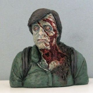 American Werewolf in London Rotting Jack Zombie RARE Painted Resin Bust