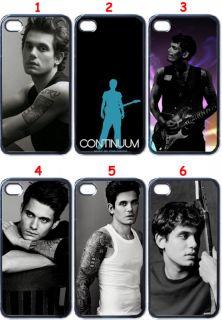 John Mayer Apple iPhone 4 Case