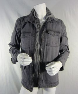 Terra Nova Josh Shannon Landon Liboiron Screen Worn Jacket Sweater EP 107