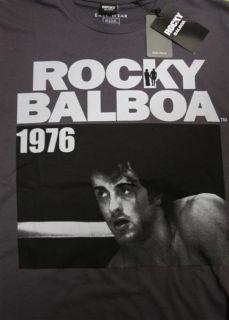 Sylvester Stallone Rocky Balboa Bodybuilding John Rambo T Shirt Apollo Boxing