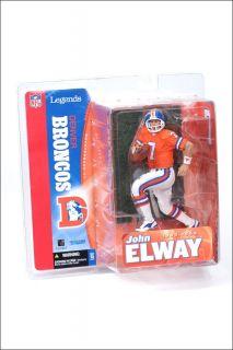 McFarlane NFL Legends 1 JOHN ELWAY figure Denver Broncos MOC Tim Tebows boss