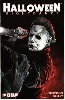 Halloween Michael Myers Comic Book John Carpenter Kills