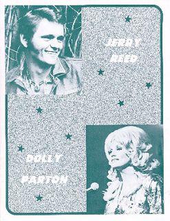 DOLLY PARTON 1974 JOLENE TOUR CONCERT PROGRAM BOOK