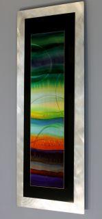 Metal Abstract Modern Painting Wall Art Decor Sculpture by Jon Allen JC3060
