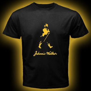 Johnnie Walker Gold Red Black Label Scotch Whisky Johnny Alcohol T Shirt s 3XL