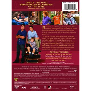 Two and a Half Men The Complete First Season DVD 2007 4 Disc Set