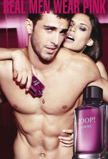 Joop Homme Eau de Toilette Spray 2 5oz 75 ml New in Box Made in France