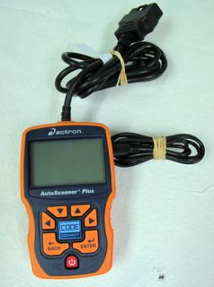 Actron CP9580 Auto Scanner Plus OBD II Automotive Code Tester Unit Scan Tool