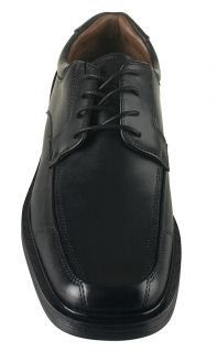 Johnston and Murphy Mens Dress Shoes Pattison Lace Up Black Waterproof 20 1957