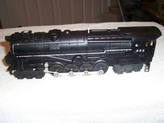 Vintage Lionel Train Set Engine 682