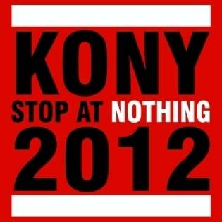 Stop Joseph Kony 2012 Stop at Nothing Box Help Donation Tee T Shirt