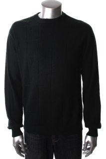 Joseph Lyman NEW Green Cashmere Long Sleeve Crew Neck Pullover Sweater M BHFO