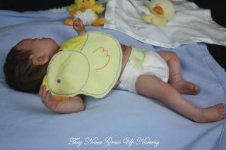 Tngun Artist Reborn Baby Doll Matthew Prototype 2 Sculpted by Jorja Pigott