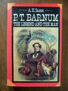 P T Barnum Fascinating Illustrated Biography
