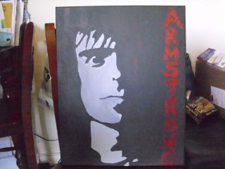 Billie Joe Armstrong One of A Kind Item Green Day Music American Idiot Tre Uno