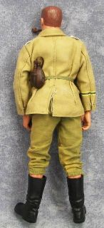 21st Century Toys Ultimate Soldier German WWII Kettenkrad w Afrikakorps Figure
