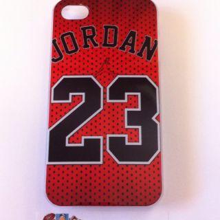 NEW MICHAEL JORDAN NBA Chicago Bulls Nike Air iPhone Case 4 4S
