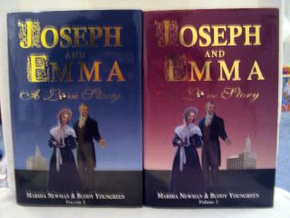 Joseph and Emma A Love Story Volume 1 2 LDS Mormon Books Youngreen