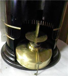 Antiq Jost German Hot Air Kerosene Fan Stirling Engine