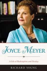 Joyce Meyer Biography Life of Redemption Destiny New 1603741127