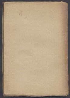 Leon Medina Book Antologia de La Poesia 1ºED 1935