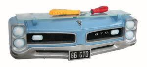 1966 Pontiac GTO Judge Wall Shelf Front End