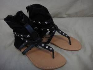 Josmo Girls High Top Sandals New Sz 11