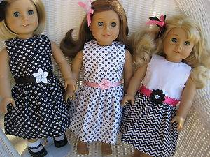 LOT 18 Doll Clothes Fit American Girl doll Springfield Battat Journey Girls