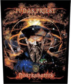 Judas Priest Nostradamus Giant Back Patch