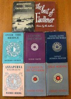 8 The Reprint Society Books Annapurna Great Morning