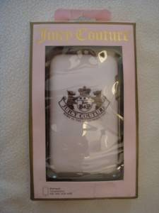 Juicy Couture iPod Touch Case