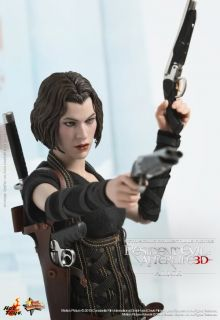 Hot Toys Resident Evil Afterlife 1 6 Alice Milla Jovovich Figure in Stock