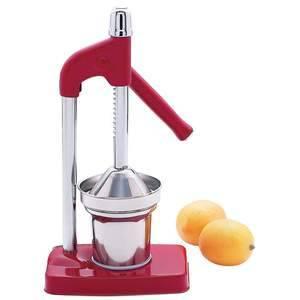 Maxam Home Juicer Orange Juice Maker Stainless Steel Cup Beverage Drink Press