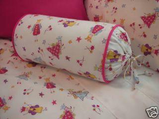 New Custom Laura Ashley Fun Fairy Fairies Neck Pillow